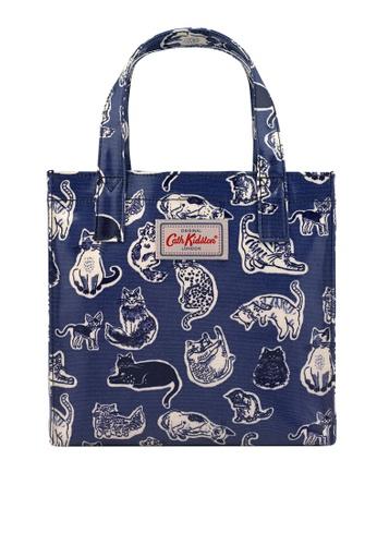 76c240d987 Buy Cath Kidston Squiggle Cats Small Bookbag OC Online on ZALORA Singapore