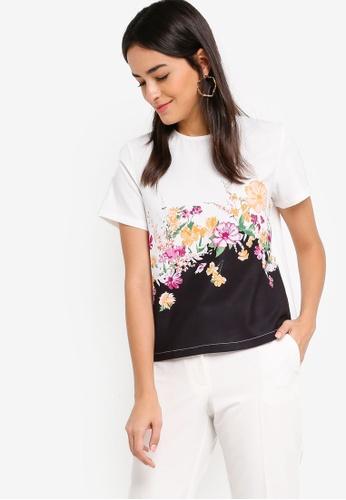 67baaf3139a4 Buy ZALORA Floral Print Top Online on ZALORA Singapore