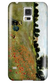 Monet Landscape Matte Hard Case for Samsung Galaxy S5