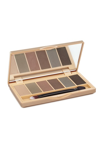 NITA brown Spice Bazaar Eyeshadow Palettes NI599BE52NGHMY_1