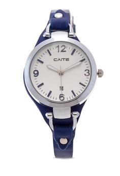 Fashion Leather Analog Watch 8933