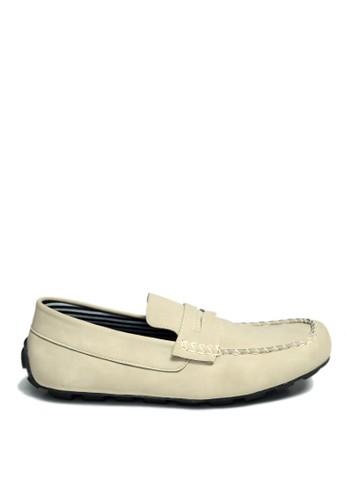 Cabaco beige Cabaco Falcon Cream CA078SH0V8REID_1