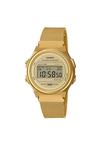 Casio gold CASIO GENERAL A171WEMG-9ADF UNISEX'S WATCH 813D6AC3829F66GS_1