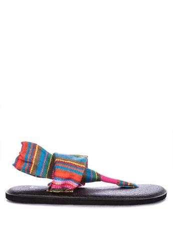 a9b8052989a Shop Sanuk Yoga Sling 2 Sandals Online on ZALORA Philippines