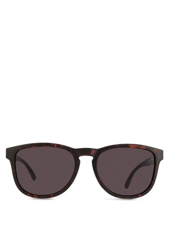 Sesprit旗艦店oho 玳瑁方框太陽眼鏡, 飾品配件, 飾品配件