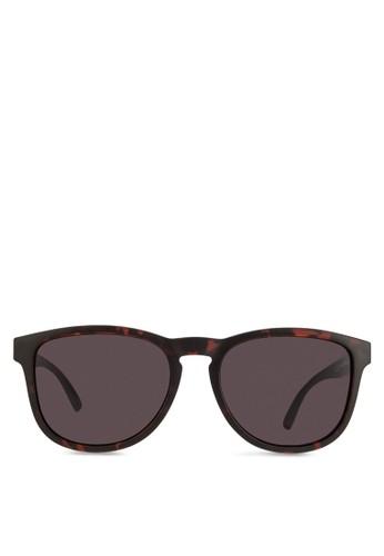 Soho 玳瑁方框太陽眼鏡, 飾品配件esprit地址, 飾品配件