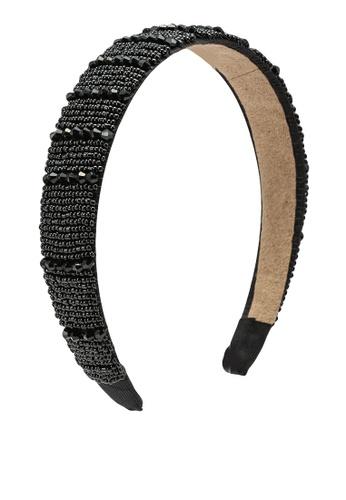 ONLY black Joline Hairband DCDD1AC1978DEFGS_1