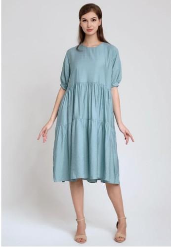 caco. blue marie dress 04477AAF6033E8GS_1