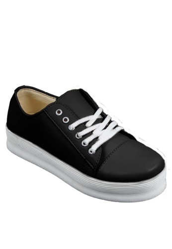 Beauty Shoes black Convy Beauty Sneakers Black BE516SH10NXHID_1