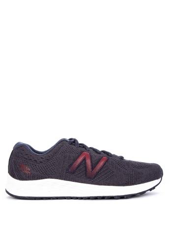 New Balance navy Arishi Fresh Foam Shoes 68D8ASH6A31922GS_1