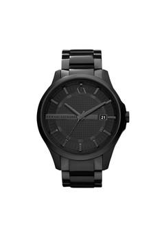 Hampton簡約風格腕錶 AX2104