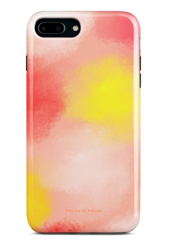 Polar Polar pink Colorplay Pink Dual-layer Tough Case Glossy for iPhone 7 plus / 8 plus D74A6AC17F539FGS_1