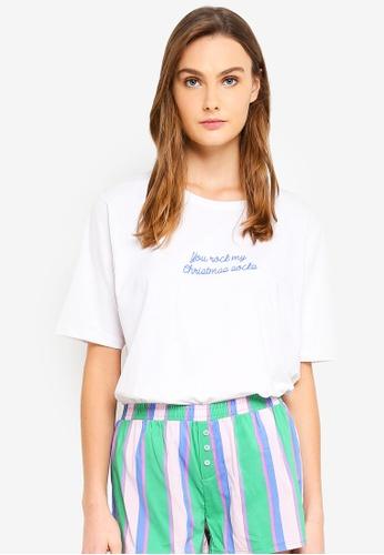 Cotton On Body white Boxy T-Shirt 538BFAACB1E069GS_1