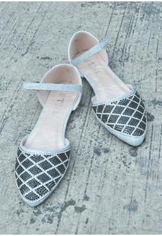 TNL Palle Sandals (Silver)