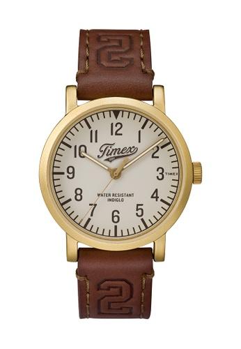 TIMEX brown Timex Original® University - TW2P96700 TI205AC0RDKJMY_1