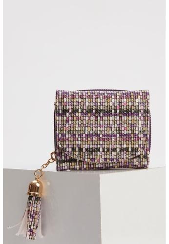 DeFacto purple Woman Wallets Wallet D9FDEAC51A7CBAGS_1