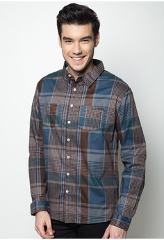 Parth Long Sleeve with Pocket