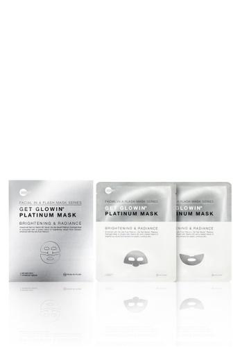 Skin Inc Get Glowin® Platinum Mask SK423BE59DQAMY_1