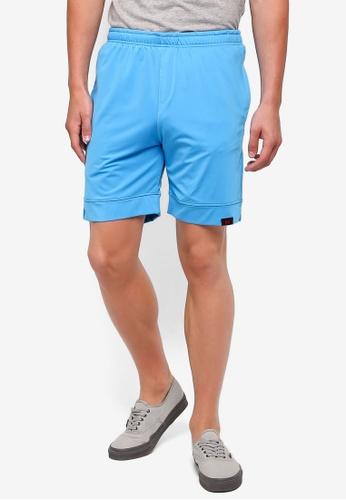 UniqTee 藍色 Jogging Style 百慕達短褲 0824DAA7D75EEFGS_1