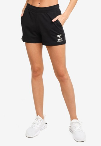 Hummel black Skylar Shorts 1BC65AA731A163GS_1