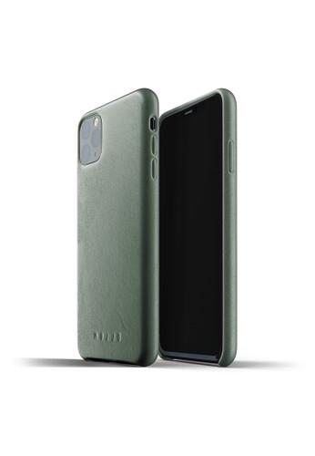 Mujjo green Mujjo Full Leather Case iPhone 11 Pro Max Slate Green 6BDA1AC7810B98GS_1