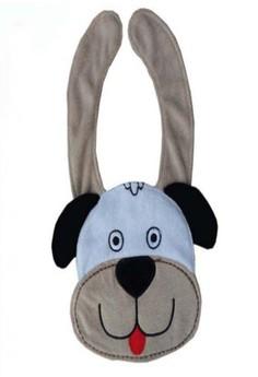 Baby Bib with Animal Design 2pcs/pack