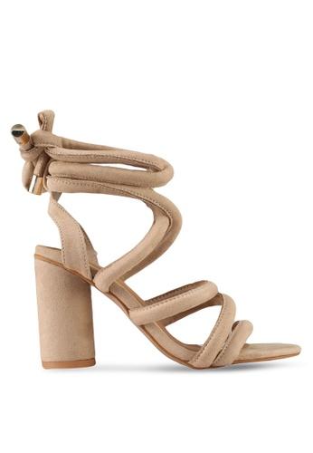 Rubi brown San Moscow Tubed Heels F6A22SH6C3EAD6GS_1