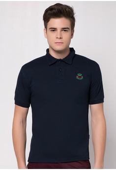 Polo Shirt with Heritage Logo