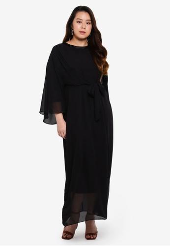 CURVA FABULOUS black Ms Nelydia Pario Maxi CB3CDAA1EFCEB1GS_1