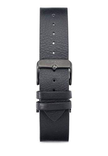 43mm 皮革錶esprit 價位帶, 錶類, 皮革錶帶