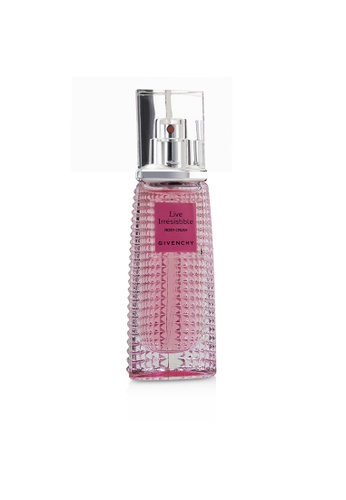 GIVENCHY GIVENCHY - Live Irresistible Rosy Crush Eau De Parfum Florale Spray 30ml/1oz 5BB54BEBE8132CGS_1