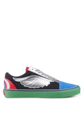 VANS multi Old Skool Marvel Sneakers 4BB50SH237A40EGS_1