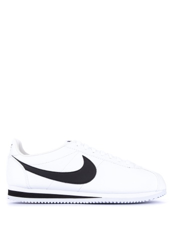 brand new 5d544 cb30b Shop Nike Classic Cortez Leather Shoes Online on ZALORA Philippines