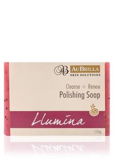Llumina Cleanse + Renew Polishing Soap