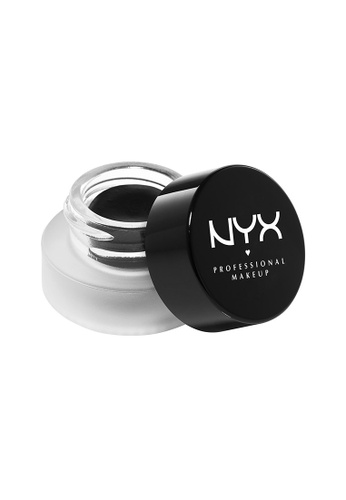 NYX Professional MakeUp black NYX PROFESSIONAL MAKEUP Epic Black Mousse Liner NY716BE0SI9TMY_1