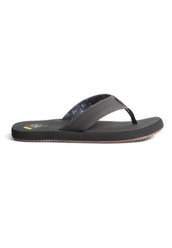 Dude Black Freewaters Supreem Sandals Freewaters Supreem 354ALqjR