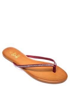 Aine Flat Slides
