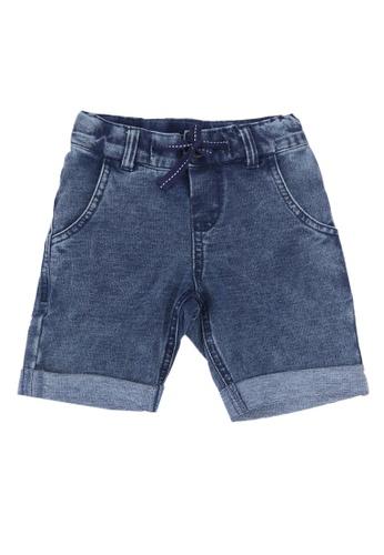 FOX Kids & Baby blue Kids Boy Shorts 13A3EKA294DC8FGS_1