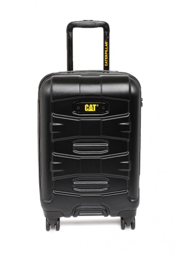 "CAT CAT Tank 18"" Trolley-Black CA873AC47UVCSG_1"