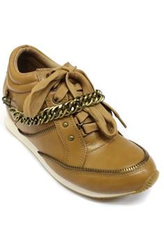 Petra Wedge Sneakers