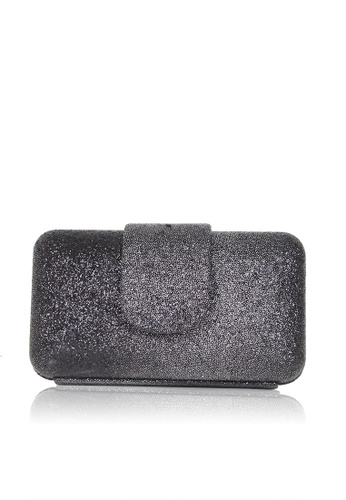 Dazz black Flap Evening Clutch - Black DA408AC0S5NYMY_1