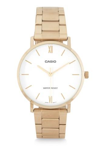 Casio gold Men Analog Watches MTP-VT01G-7BUDF 9B710ACE0E23ECGS_1