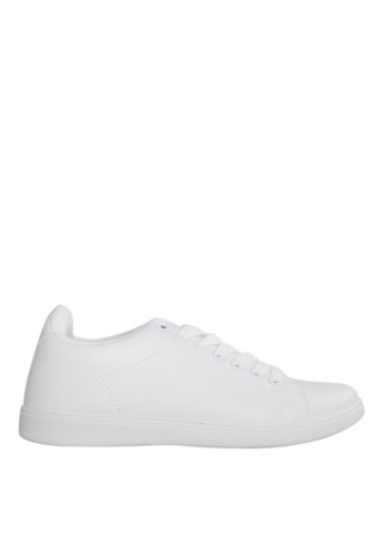 Footspot white FOOTSPOT - Four Seasons Lace-up Casual Shoes 6908FSHED1F848GS_1
