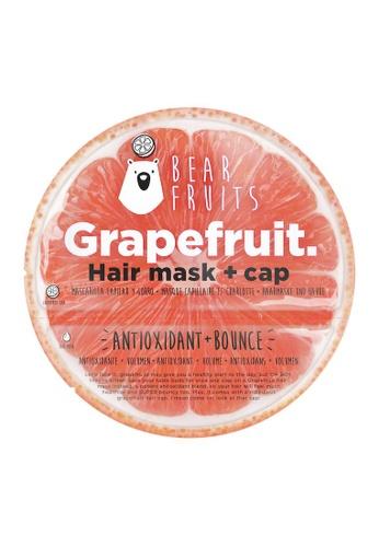 Bear fruits Bear Fruits Hair Mask Grapefruit 20ml EA126ESFE072D0GS_1