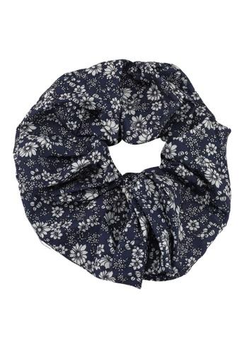 Rubi blue Super Scrunchie 85E79ACE69A61DGS_1