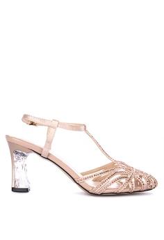 0e7bd42d5 Gibi beige Ankle Strap Sandals C616CSHE7111C2GS 1