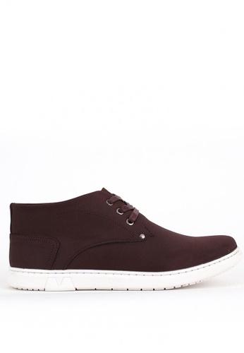 7soles brown Derrick Mens Casual Shoes C0FA0SH65FFD38GS_1