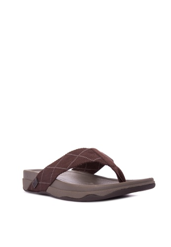 Fitflop brown Surfer Dyno FI188SH0KNI9PH_1