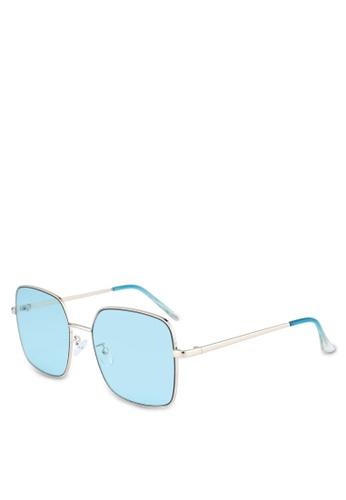 ALDO blue Crunia Sunglasses 3086FGLAF22103GS_1