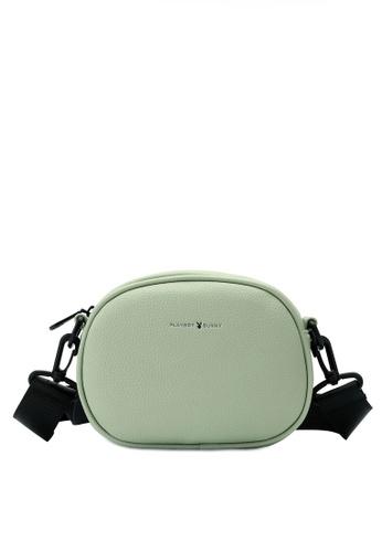 PLAYBOY BUNNY green Brand Pouch 64AF9AC79FD1CEGS_1